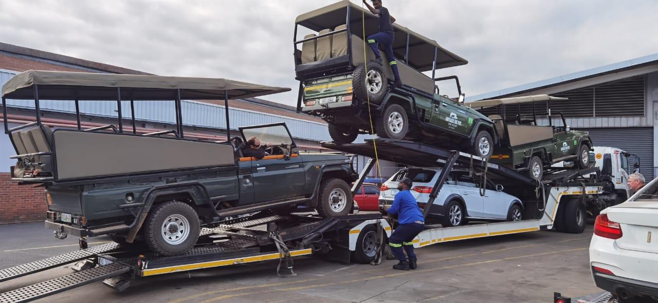 Auto hauling companies