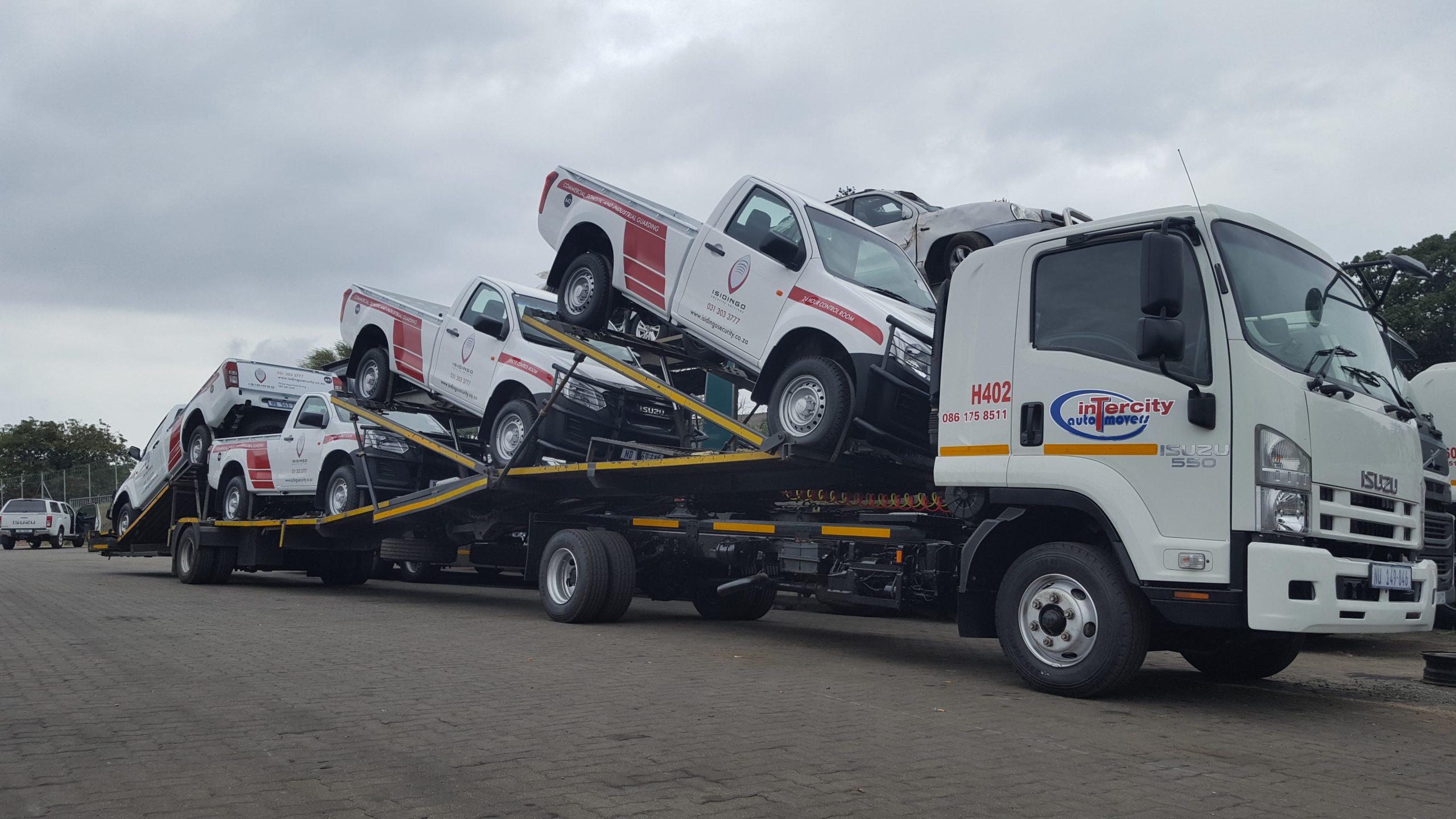 Vehicle Transport Companies Kokstad