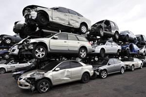 how do I transport my salvaged car?