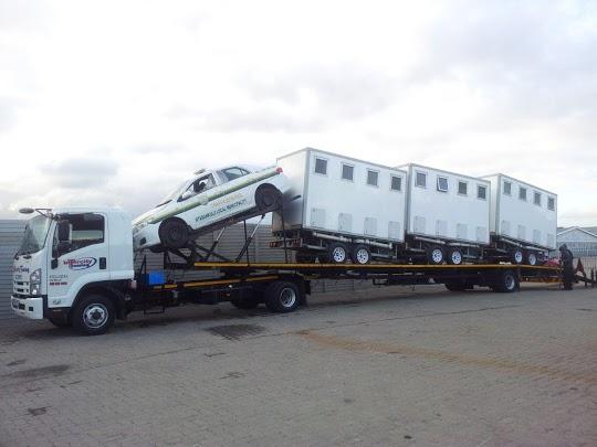Car deliveries via car carriers
