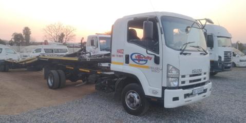 Car haulers in South Africa
