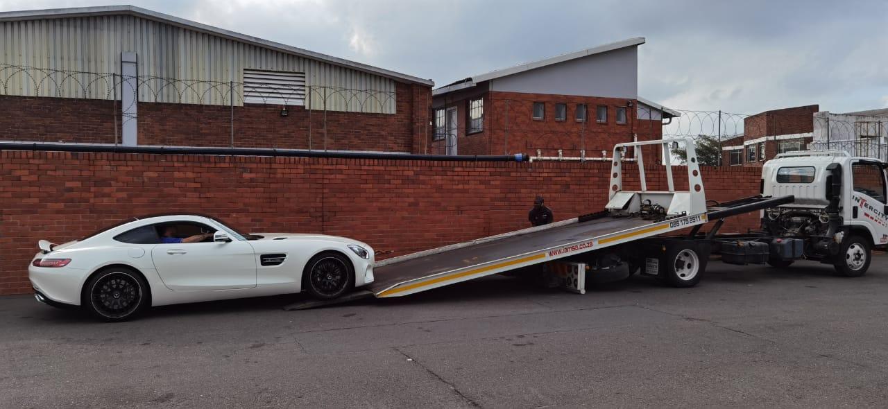 Sports Car Transport In Gauteng